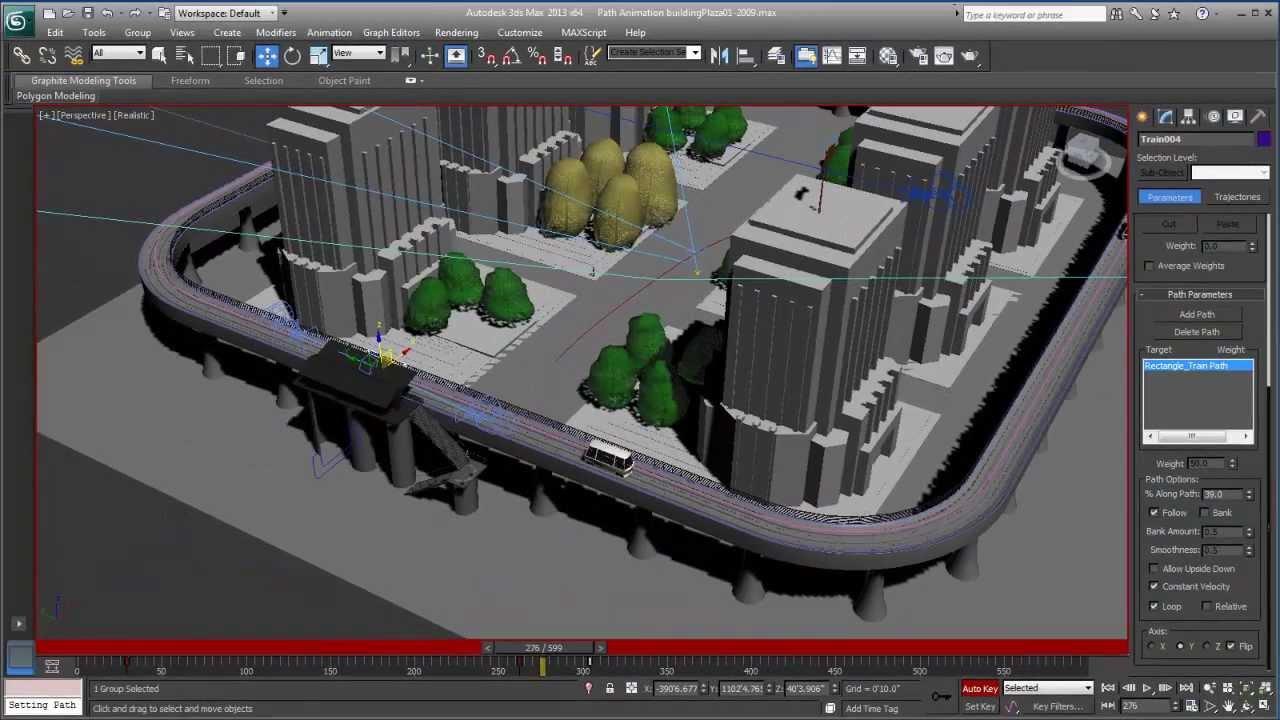 Creating Animation using 3D Studio Max?
