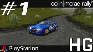 Colin McRae Rally (Part 1) - Journey into Dirt - HGPlay
