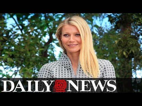 Gwyneth Paltrow Can't Believe She's The Most Hated Celebrity