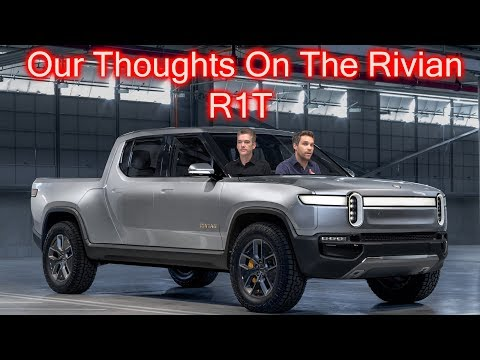 Rivian Beats Tesla to Unveil Electric Truck. Should We Buy One?