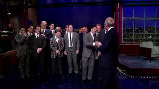 Late Show w/ Letterman: