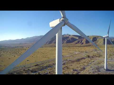 Palm Springs Wind Energy-Whitewater River