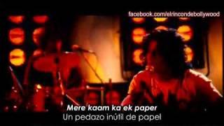 Pichle saat Dinon Mein  - Rock On!! (2008) subtitulado al español