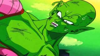 TFS Goku Holding a grudge against Piccolo