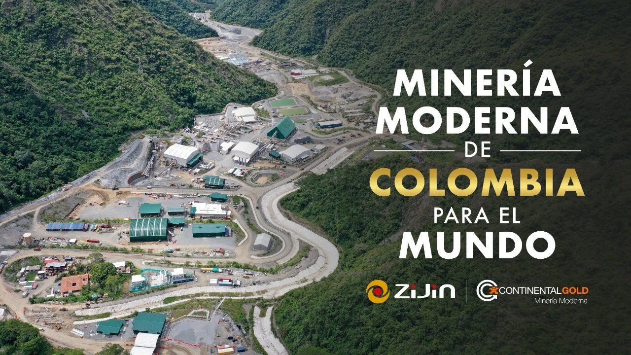 Download Mina Buriticá, Minería Moderna de Colombia para el mundo
