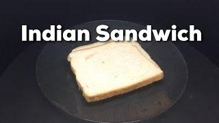 Indian Sandwich