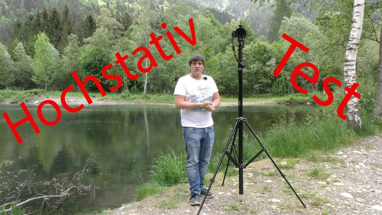 Hochstativ carbon 10 meter stativ fotografie youtube
