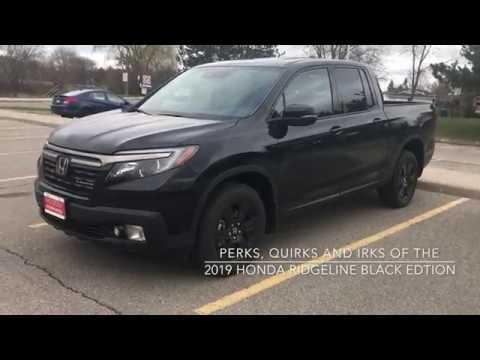 Perks, Quirks & Irks - 2019 Honda Ridgeline - The truck with tricks