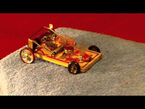 New And Improved Electric Motor Mouse Trap Race Car Youtube