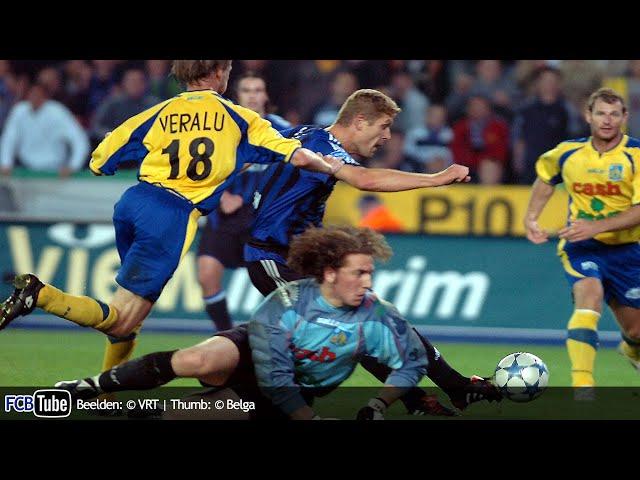 2005-2006 - Jupiler Pro League - 10. Club Brugge - VC Westerlo 2-1