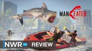 Maneater (Switch) Review - Hope You're Hungry (Video Game Video Review)