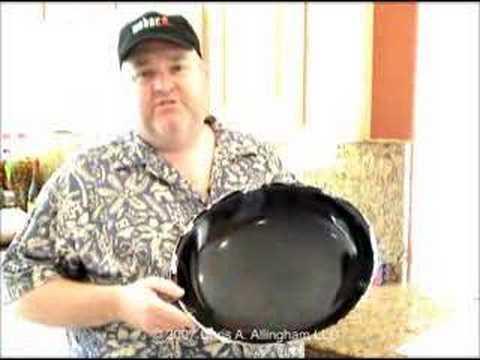 How To Foil A Water Pan - TVWB - virtualweberbullet.com