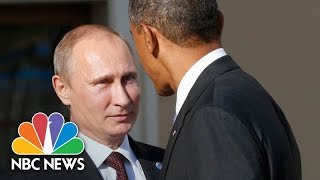 History Of The Moscow-Washington 'Red Phone' | NBC News