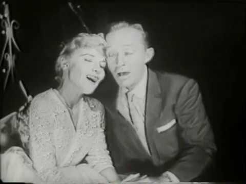 Patti Page, Bing Crosby, True Love, 1958 TV Performance