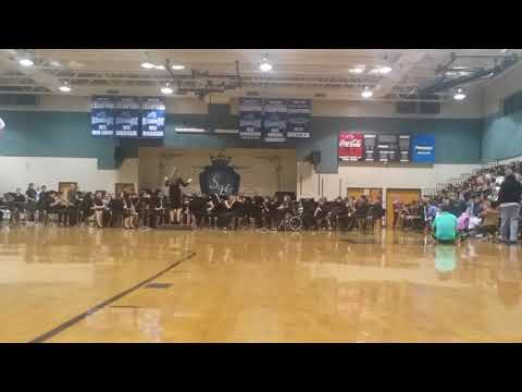 South Hall Middle School 7th Grade Band