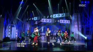 SHINee - JoJo, 샤이니 - 조조, Music Core 20100109