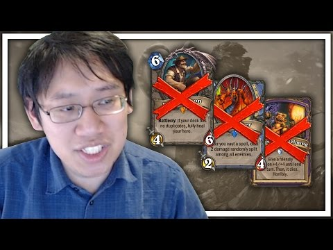 Hearthstone: What The Mammoth Rotation Changes (Trump Talk)