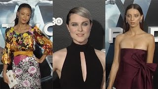Westworld Premiere Evan Rachel Wood, Thandie Newton, Angela Sarafyan, James Marsden ARRIVALS