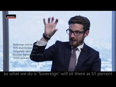 Sovereign Dubai Corporate LLC Sponsorship