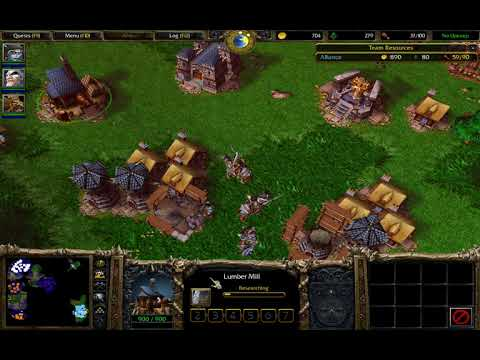 Warcraft 3 The Frozen Throne #23 Undead...