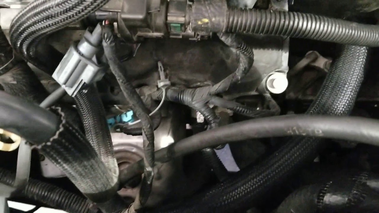 2009 36 gmc chevy Acadia Restricted catalytic converter