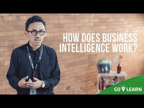 ▸▸  How Does Business Intelligence Work? // Muhammad Adrian💡GO-LEARN