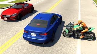 BeamNG.drive - Random Vehicle Crash Testing #16