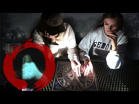 A Very Angry Ouija Board Session at the Haunted White Rock Lake