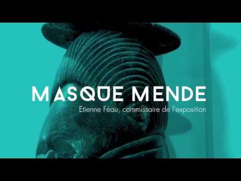 Comprendre l'art africain : le masque mende