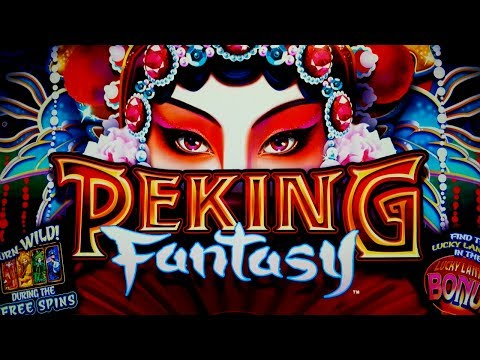 Peking Fantasy Slot - BIG WIN SESSION - ALL FEATURES! - 동영상