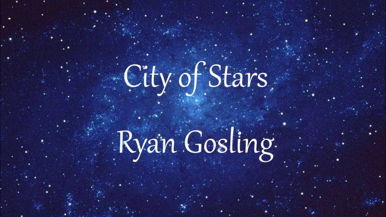 Ryan Gosling City Of Stars