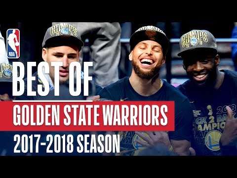 Best Of Golden State Warriors | 2018 NBA...