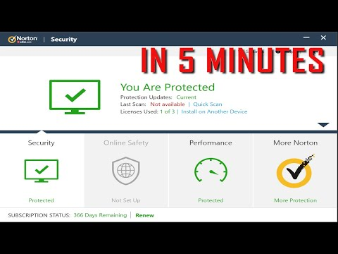 Download Norton Security 2019 License Key Activation