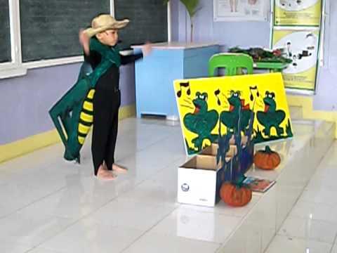 LPLC Cotabato City - Story Telling - Regional Kindergarten Festival of Talents
