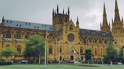 1:10pm Mass at St Mary's Cathedral, Sydney - 16th July 2020