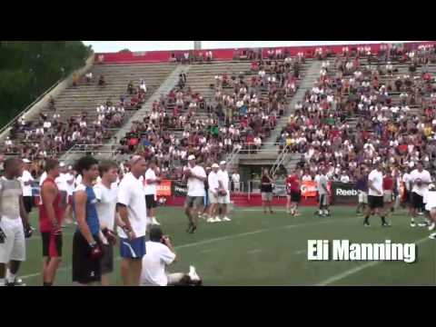 2012 MANNING PASSING ACADEMY & AIR IT OUT COMPETITION