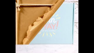 UNBOXING YarnYAY! September Box with Vickie Howell
