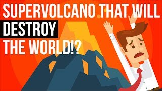 Yellowstone SUPERVOLCANO Eruption: Is this the END of the World!?