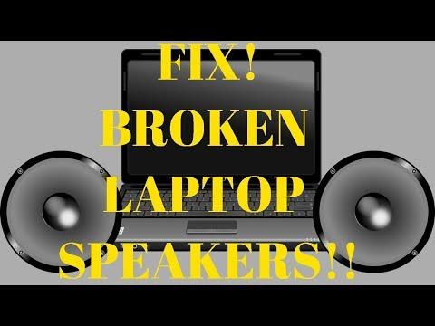 fix!!-how-to-fix-broken-laptop-speakers/audio!