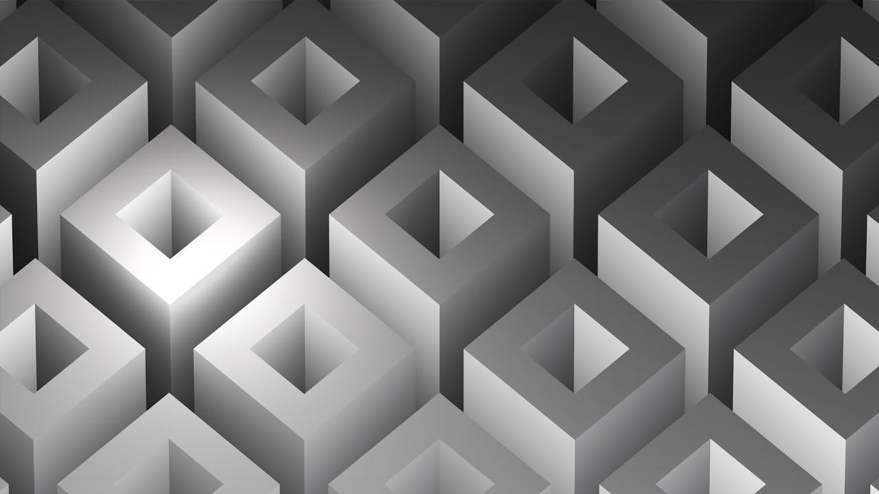 Line Art In After Effects : Let s create an orthographic art deco looping background with
