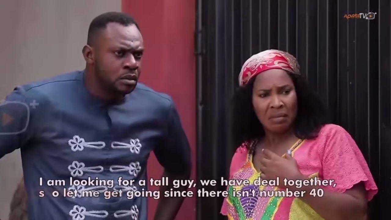 Download Olorun Atijo 2 Latest Yoruba Movie 2020 Drama Starring Odunlade Adekola   Fathia Balogun