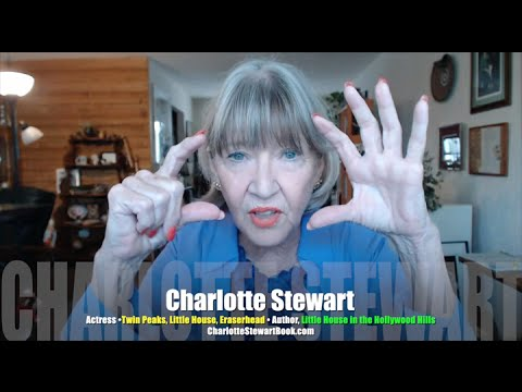 Charlotte Stewart's life story, from Jim Morrison to Twin Peaks! INTERVIEW