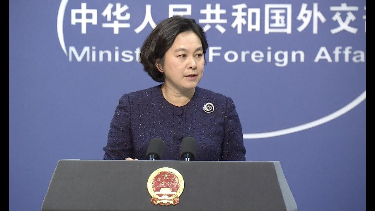 China Has Sovereignty to Give Entry Permission on Its Wwn: FM Spokeswoman