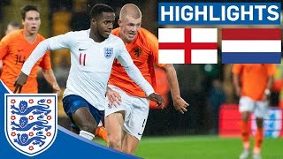 England U21 0-0 Netherlands U21 | Young Lions Settle For a Point | Euro Qualifier