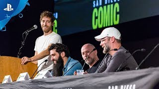 God of War – Comic-Con 2018 Full Panel | Reimagining Myths (Digital Exclusive)
