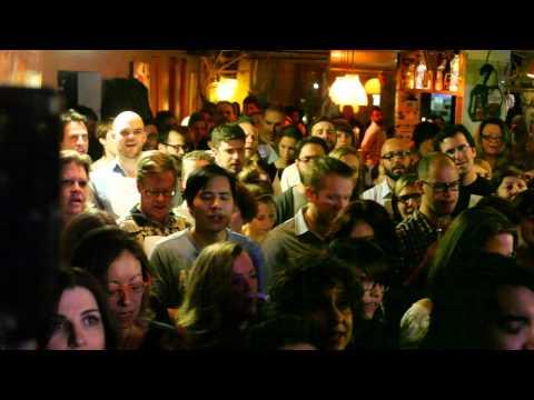 Choir! Choir! Choir! sings Pearl Jam - Better Man