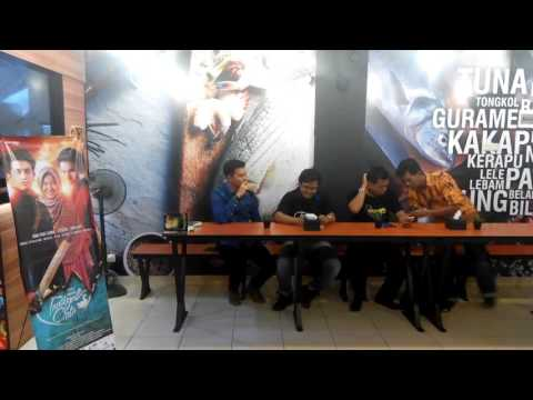 Talkshow Tausiyah Cinta bersama Rendy Herpy di Fish Talk Batam 01