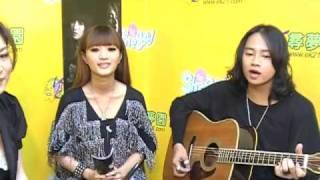20100609 神木與瞳-寬恕 (現場Live)@明星聊天室 [HQ]
