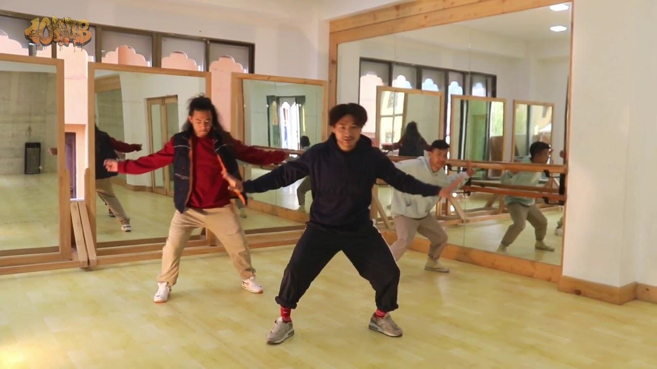Gokab Dance Fitness Tutorial 2/2