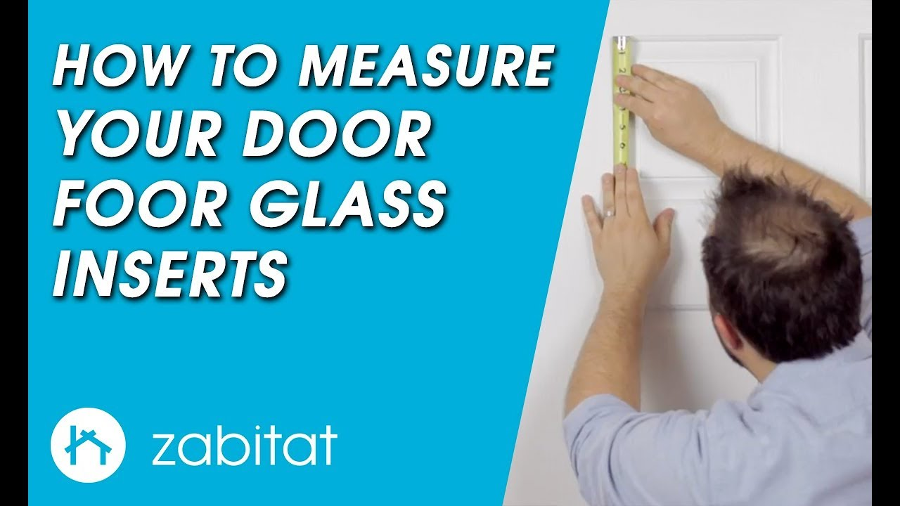 How To Qualify Your Door For A New Odl Door Glass Insert From